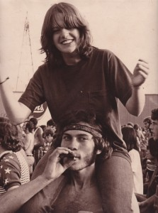 Me & Mary Joy at Midway Stadium Open Air Concert [1971]
