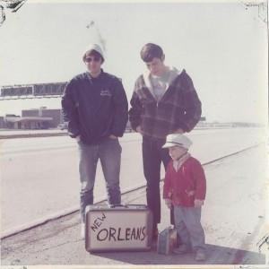 Me, George & Coby