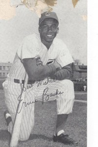 Ernie Banks at Chi Hosp in 59