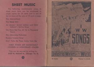 IWW Songbook