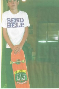 Jack & Skateboard