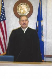 a judge at age 56
