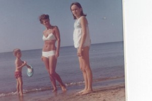 Grace in bikini